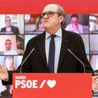 GRAF4252. MADRID, 13/03/2021.- El portavoz socialista en la Asamblea de Madrid y candidato a la Presidencia de la Comunidad, Ángel Gabilondo, participa en un encuentro telemático con alcaldes socialistas, este sábado. EFE/ PSOE/ Daniel Ochoa De Olza SOLO USO EDITORIAL/SOLO DISPONIBLE PARA ILUSTRAR LA NOTICIA QUE ACOMPAÑA (CRÉDITO OBLIGATORIO)