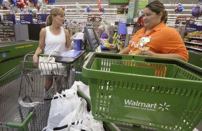 Establecimiento de Wal-Mart en Bentonville, Arkansa