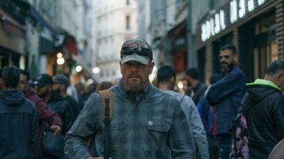 Matt Damon en la película 'Cuestión de sangre'.