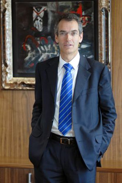 Josep Ibern, exdirector de Caixa Laietana.