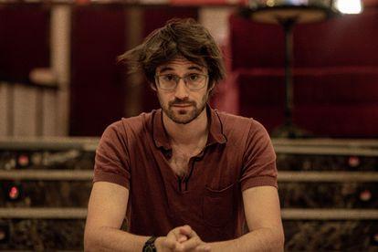 El director y escritor Dani de la Orden.