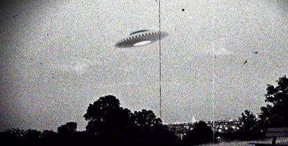 Supuesto avistamiento de un OVNI en Westall (Australia) en 1966.