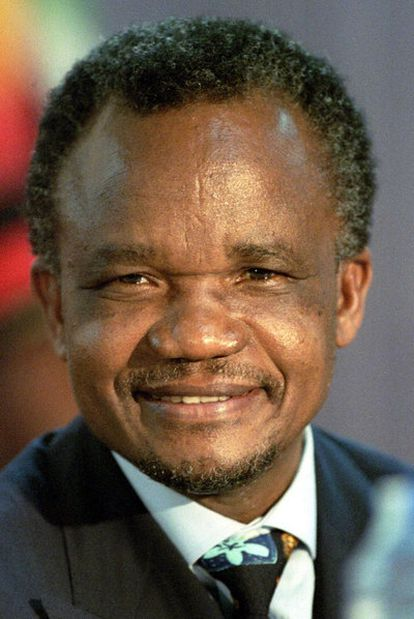 Frederick Chiluba.