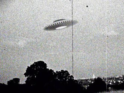 Supuesto avistamiento de un OVNI en Westall (Australia), en 1966.