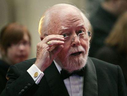 Richard Attenborough, en 2008.