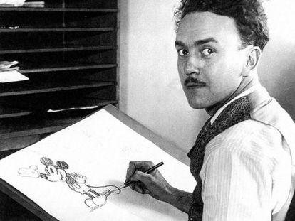 Ub Iwerks: la historia de fracaso del verdadero creador de Mickey Mouse que prueba que no basta con ser un genio