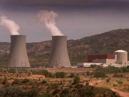 Central nuclear de Cofrentes, en Valencia.