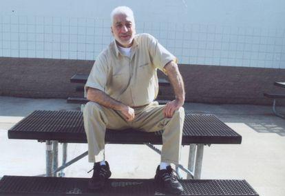Monzer Al Kassar en una imagen de 2011 tomada en la cárcel de Terre Haute, en Indiana, donde estuvo hasta 2016. El gobierno estadounidense le traslada de cárcel cada cierto tiempo.