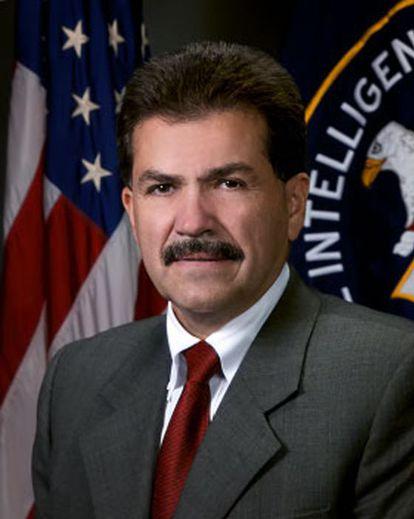 José Rodríguez, en una foto de la CIA de archivo.
