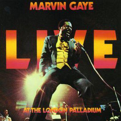 Portada del disco de Marvin Gaye que incluía 'Got To Give It Up'.