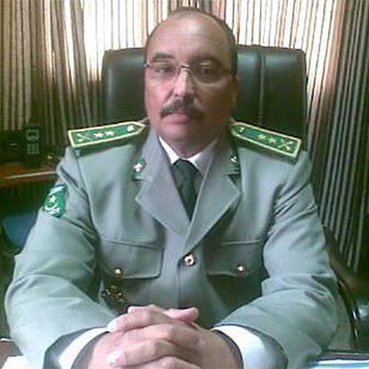 Imagen de archivo del general mauritano Abdel Aziz, líder del golpe.