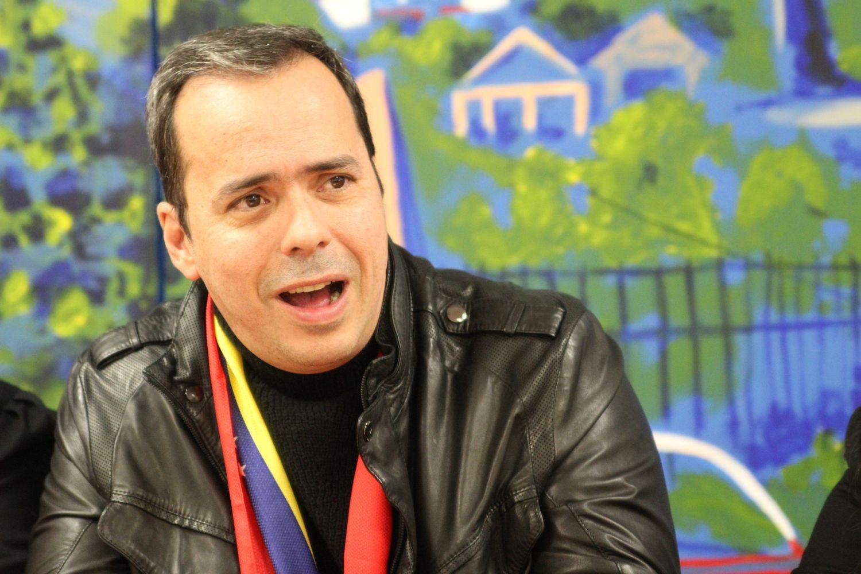 El estratega político J. J. Rendón.