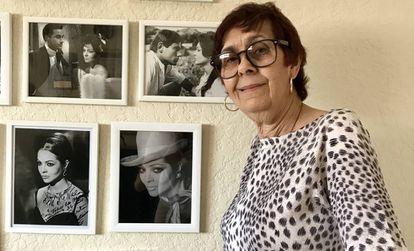 Marianela Andino, en su casa de Miami.
