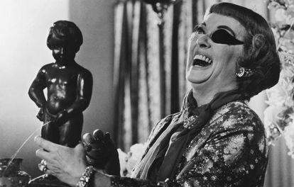 Bette Davis en 'El aniversario'