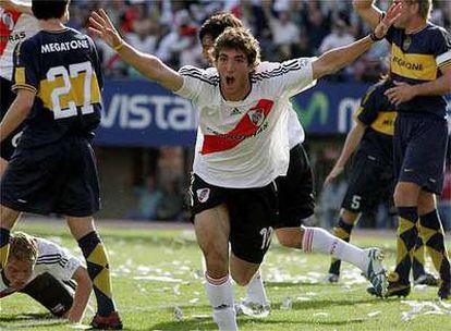 El jugador Gonzalo Higuaín