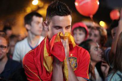 Decepción tras el fracaso de Madrid 2020.