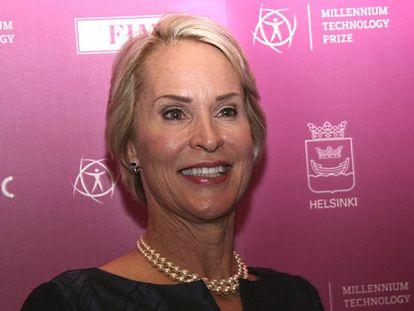 La estadounidense Frances Arnold es la primera mujer galardonada con el 'nobel' de Tecnología.