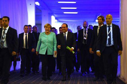 Hollande y Merkel, en Bratislava en septiembre