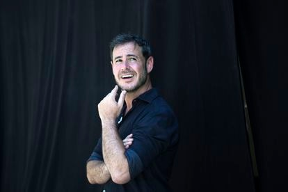 Entre sus muchos trabajos, Labanda ha coprotagonizado el musical 'La jaula de las locas', junto a Àngel Llàcer
