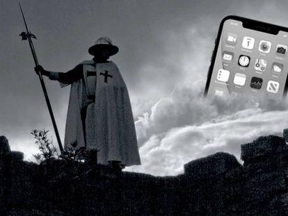 Los iPhone y la Edad Media, según el fundador de Telegram.