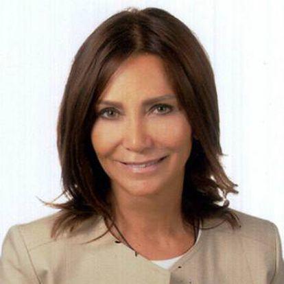 Nuray Karaoglu, presidenta de la asociación de Apoyo a las Mujeres Candidatas.