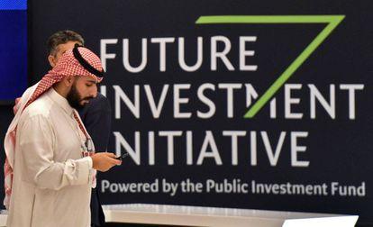 Foro Future Investment Initiative, conocido como Davos del desierto.