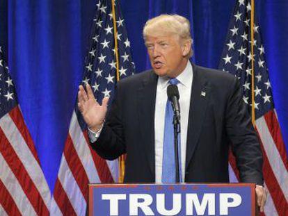 El republicano retoma las teorías conspirativas sobre Obama y reitera la promesa de prohibir la entrada de musulmanes a EE UU
