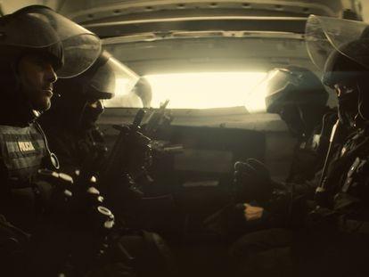Una imagen de la serie 'La unidad'.
