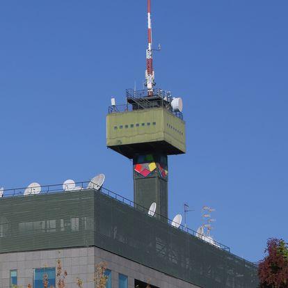 01-11-18. (DVD 921). Sede de Telemadrid en la Ciudad de la Imagen. ©Jaime Villanueva
