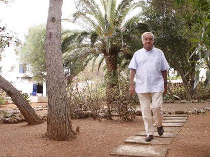 El escritor neerlandés Cees Nooteboom.