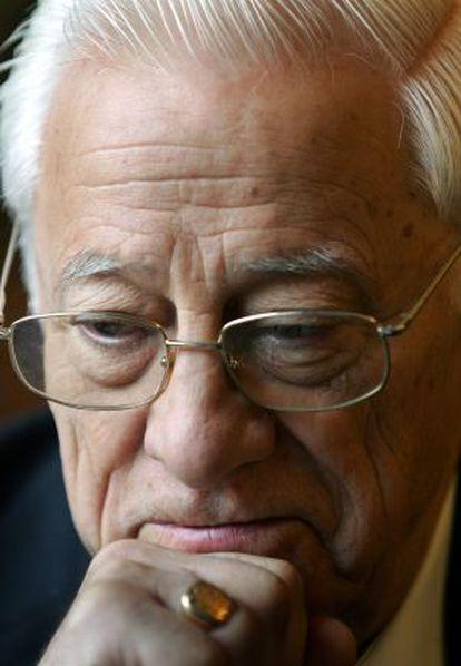 Ángel García, en una fotografía de archivo tomada en 2007.