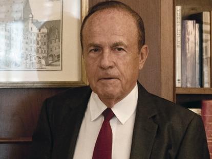 El abogado Juan Córdoba Roda, en una imagen de la web del bufete Cordoba Roda, sin fecha.