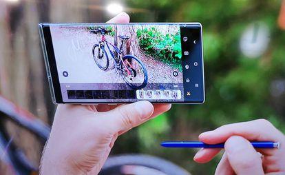El S-Pen tiene nuevas funciones sin necesidad de tocar la pantalla.
