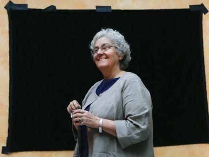 Soledad Gallego-Díaz en el Hay festival de Segovia