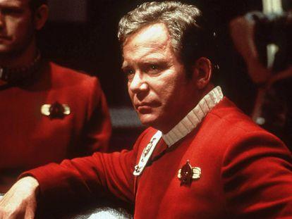 William Shatner, el capitán Kirk de 'Star Trek', en 1994.