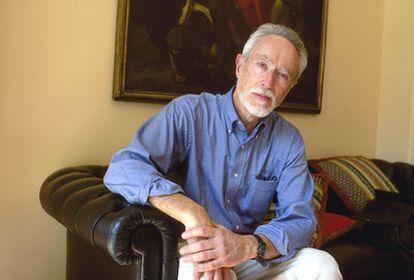 El escritor sudafricano y premio Nobel de Literatura John Maxwell Coetzee.