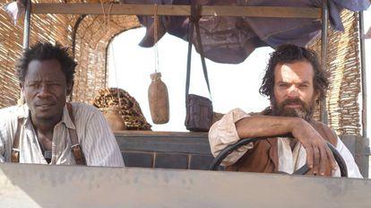 Fotograma de la película 'Alto el fuego'