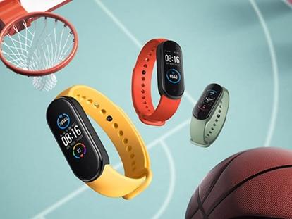 Esta pulsera inteligente Xiaomi monitorea tu salud y actividades físicas y te hace recomendaciones saludables