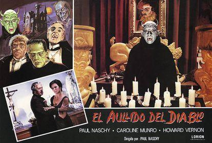 Con el afán de rescatar películas como 'El aullido del diablo' (1987), en la imagen, surgieron las sesiones 'Sala:B'.