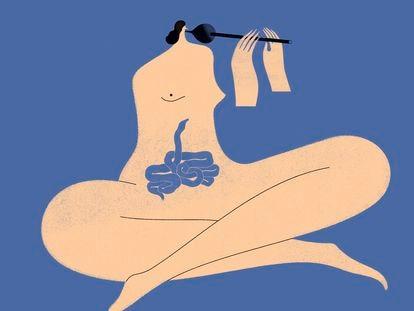 Ilustración para el tema '¿Qué le pide el cuerp?