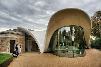 Serpentin Sackler Gallery, en Londres (2013).