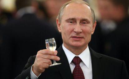 El presidnete ruso, Valdímir Putin.