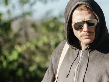 Paul Bettany, en la serie 'Manhunt: Unabomber'.