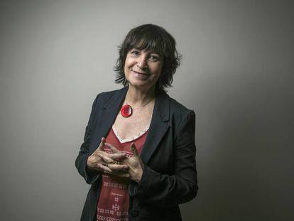 Rosa Montero, fotografiada en 2018.