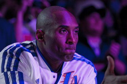 Kobe Bryant, en Los Ángeles (EE UU), en 2012.