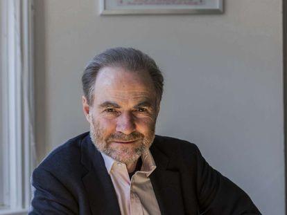 Timothy Garton Ash, fotografiado en Oxford el mes pasado.