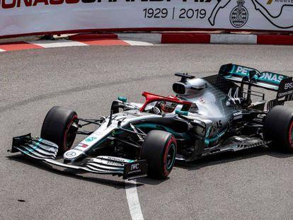 El GP de Mónaco de Fórmula 1 se celebra este domingo en el circuito de Montecarlo