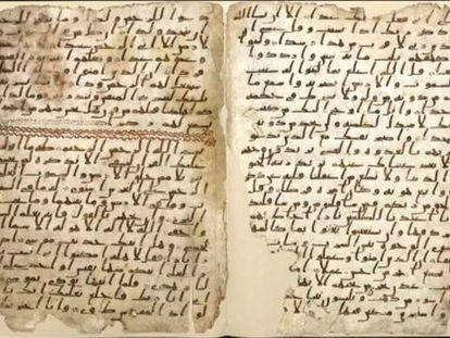 Hallado uno de los fragmentos del Corán más antiguos del mundo