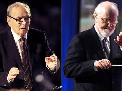 Ennio Morricone y John Williams, galardonados con el Princesa de Asturias de las Artes.