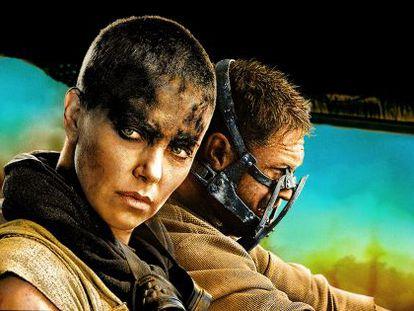 Charlize Theron, en 'Mad Max: Fury Road'.